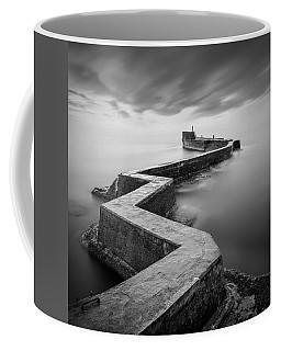 St Monans Breakwater Coffee Mug