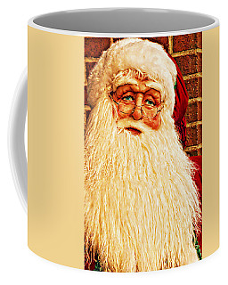 St. Nicholas Melting Canvas Photoart Coffee Mug