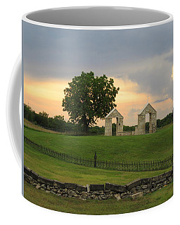 St. Patrick's Mission Church Memorial Coffee Mug