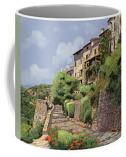 St Paul De Vence Coffee Mug