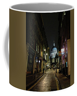 St. Pauls By Night Coffee Mug