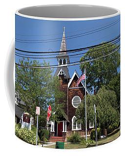 St Pauls Episcopal Church Patchogue Coffee Mug