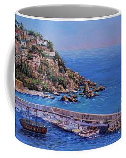 St Pauls Harbor Coffee Mug