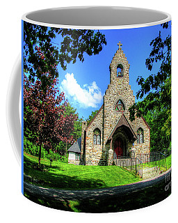 Coffee Mug featuring the photograph St. Peter By The Sea by Adrian LaRoque
