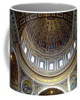 St. Peters Basilica Dome Coffee Mug