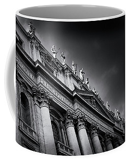 St Peters Basilica, Vatican City Coffee Mug