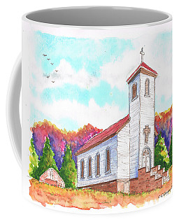 St. Peter's Catholic Church, Fayette, Mi Coffee Mug