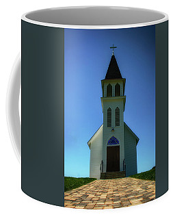 Coffee Mug featuring the photograph St. Peter's Church 2 by Joseph Hollingsworth