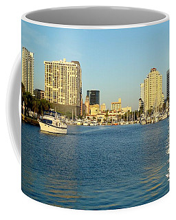 St Petersburg Florida Coffee Mug