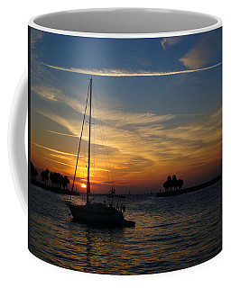 St. Petersburg Sunrise Coffee Mug