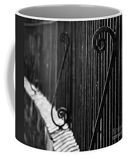 St. Philip's Episcopal Church Cemetery Iron Fence Coffee Mug
