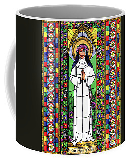 St. Rose Of Lima Coffee Mug