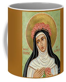 St. Rose Of Lima - Jcroa Coffee Mug