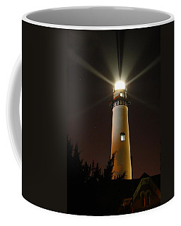 St Simons Island Lighthouse Coffee Mug by Kathryn Meyer