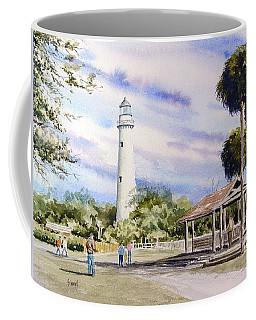 St. Simons Island Lighthouse Coffee Mug