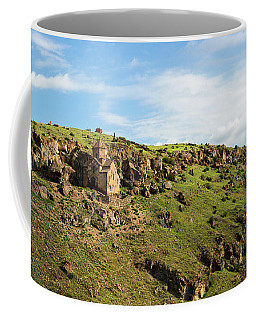 St. Stepanos Church At Sunrise, Armenia Coffee Mug