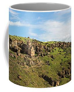 St. Stepanos Church At Sunrise, Armenia Coffee Mug