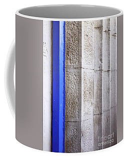 Coffee Mug featuring the photograph St. Sylvester's Doorway by Rick Locke