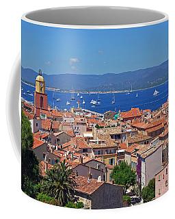 St-tropez Skyline Coffee Mug