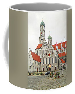 St. Ulrich's And St. Afra's Abbey Coffee Mug