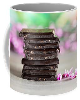 Stack Of Chocolate Coffee Mug