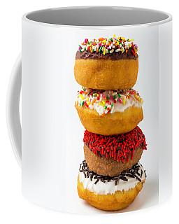 Stacked Donuts Coffee Mug