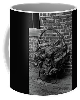 Stacked Coffee Mug