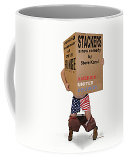 Stackers Poster Coffee Mug