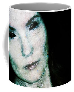 Stacy 2 Coffee Mug by Mark Baranowski