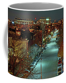 Stadium Lights Coffee Mug
