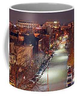 Stadium Streets Coffee Mug