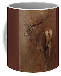 Stag Coffee Mug