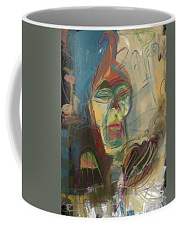 Stage Fright Coffee Mug