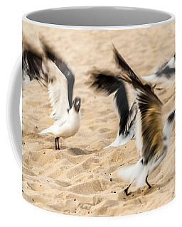 Stages Of Flight Coffee Mug