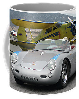 Coffee Mug featuring the photograph Staggerwing Spyder by Bill Dutting