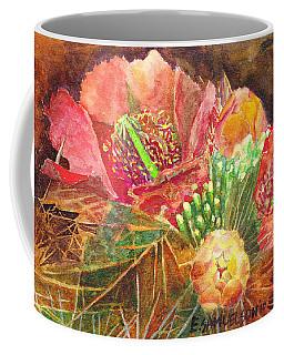 Staghorn In Bloom Coffee Mug