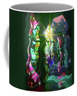 Stained Glass #4719_2 Coffee Mug
