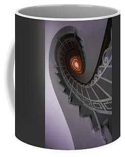 Staircase In Violet Tones Coffee Mug