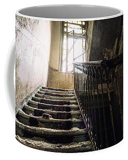 Stairs In Haunted House Coffee Mug