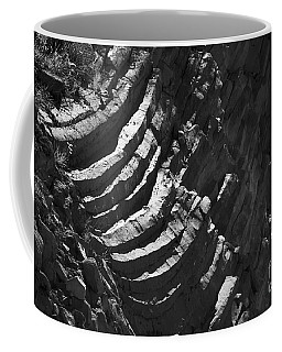 Coffee Mug featuring the photograph Stairs Of Time by Yulia Kazansky