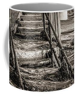 Stairs Under Sand Coffee Mug