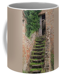 Stairway Less Traveled Coffee Mug