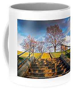 Stairway To Federal Hill Coffee Mug