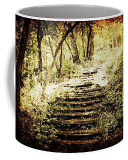Stairway To Heaven Coffee Mug by Julie Hamilton