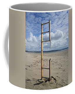 Stairway To Heaven Coffee Mug by Richard Brookes