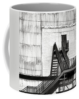 Stairway To Less Than Heaven  Coffee Mug