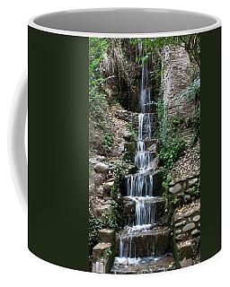 Stairway Waterfall Coffee Mug