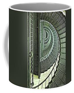 Stairwell Currituck Beach Lighthouse Coffee Mug