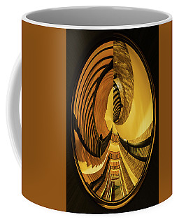 Stairwell Distorted Coffee Mug
