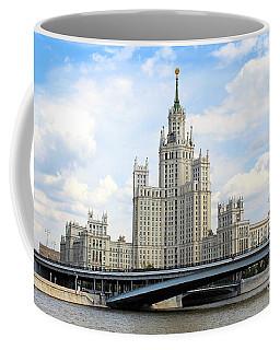 Kotelnicheskaya Embankment Building Coffee Mug